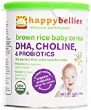 Happy Baby, Happy Bellies Organic Brown Rice Cereal, 7 oz