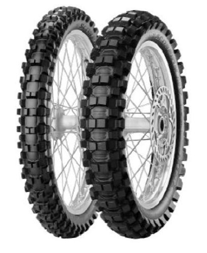 Pneumatici Pirelli SCORPION MX EXTRA X 100//90-19 57M NHS Posteriore CROSS    gomme moto e scooter