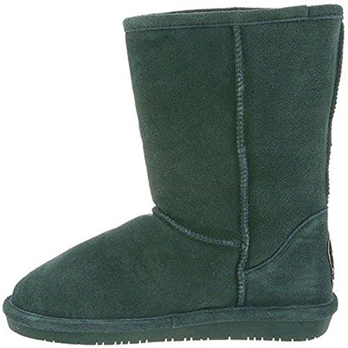 Bearpaw Bearpaw Women's Emma Short Boot (7 B(M) Us, Emerald)