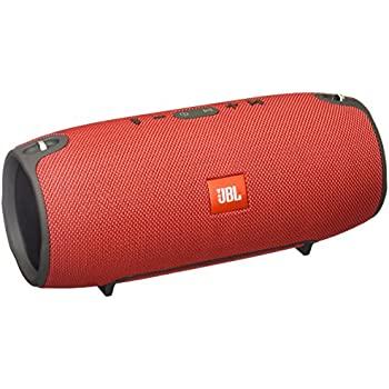 jbl xtreme portable wireless bluetooth speaker red electronics. Black Bedroom Furniture Sets. Home Design Ideas
