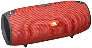 JBL Xtreme Portable Wireless Bluetooth Speaker (Red)