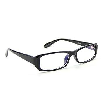 b14c16aa491 Amazon.com  Cyxus Blue Light Blocking  Lightweight TR90  Glasses for Anti  Eye Strain Headache Computer Use Eyewear