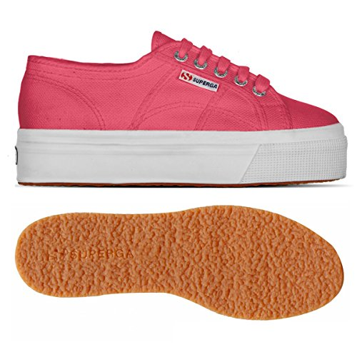Femme Superga And Cotw Linea Basses Pink Down Up 2790 Paradise Sneakers rwrFWqa8B