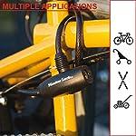 Master-Lock-8126EURDPRO-Lucchetto-Bici-Chiave-18-m-Cavo-Esterno-Ottimo-per-Proteggere-Bicicletta-Skateboard-Passeggino-Falciatore-Attrezzature-Sportive-Nero