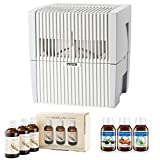 Venta LW25G Humidifier & Airwasher (Charcoal Gray) w/ 6 PACK Fragrances