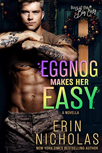 Eggnog Makes Her Easy (a Boys of the Big Easy novella)