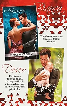 E-PACK Bianca y Deseo junio 2018 eBook: Varias Autoras, AZURMENDI MUÑOA,IÑIGO: Amazon.es: Tienda Kindle