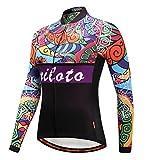 Uriah Women's Cycling Jersey Long Sleeve Reflective
