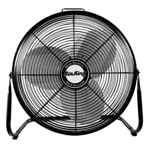 Air King Industrial Grade High Velocity Pivoting Floor Fan