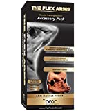 THE FLEX ARMS Accessory Pack - Bicep and Tricep Muscle Toner (requires THE FLEX BELT Controller - sold seperately)