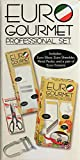 Euro kitchen professional chef's slicer and shredder Bonus Pack