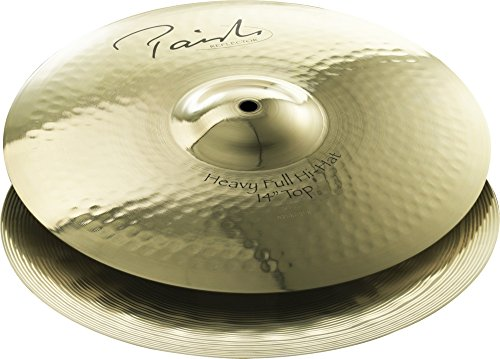 (Paiste Signature Reflector Heavy Full Hi-Hat Cymbals 14 in.)