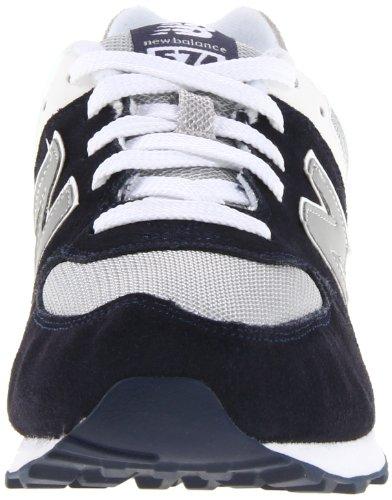 Blue K Baskets Bleu Basses New Enfant White Balance 574v1 Mixte naq1WwTBOR