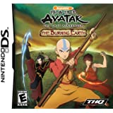 Avatar: The Last Airbender The Burning Earth - Nintendo DS