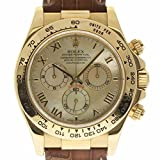 Rolex Daytona swiss-automatic mens Watch 116518 (Certified Pre-owned)