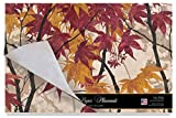 24 Cala Home Paper Placemats on Premium Paper Stock 17 Inches x 11 Inches Maple Story