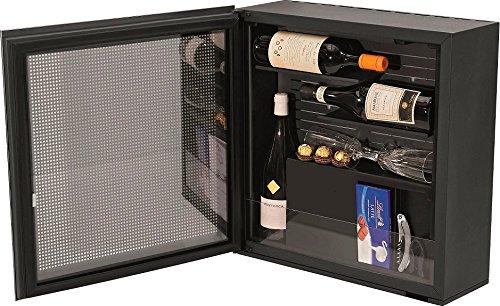 Minibar Kühlschrank Glastür : Mini kühlschrank kühlbox bar minibar 20 lt a statische glastür