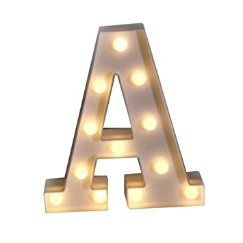east majik led letter lights marquee signs letter night light wall decoration a