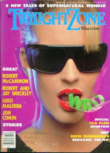 TWILIGHT ZONE Cronenberg The Fly Robert