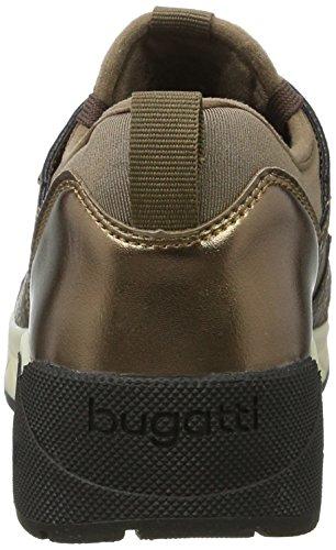Marr Bugatti Mujer Zapatillas para 422277615060 qwvIz14f