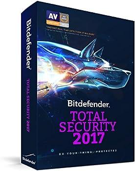 Bitdefender Total Security 2017 5-Device License