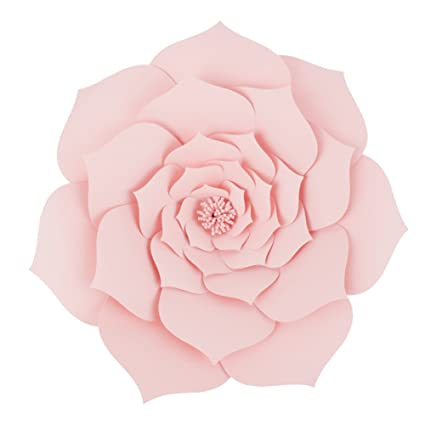 Handmade Paper Flower Diy Backdrop Wall Decoration 30cm 12 In Or