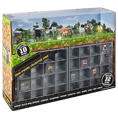 Minecraft Mini Collector Case: Toys & Games