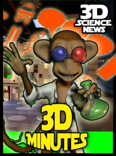 3D Science News 3D Minutes Field Sequential and Anaglyph DVD ()