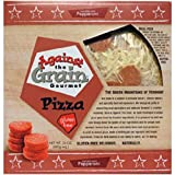 Against The Grain Gluten Free Pepperoni Flatbread Pizza, 24 Ounce (Pack of 6)