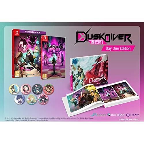 chollos oferta descuentos barato Dusk Diver Day One Edition Nintendo Switch