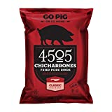 4505 Chicharrones (Fried Pork Rinds) Classic Chili & Salt, 2.5 oz, 12-pack