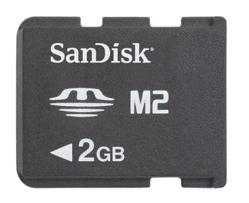 Sandisk SDMSM2-2048-E10M Memory Stick Micro -
