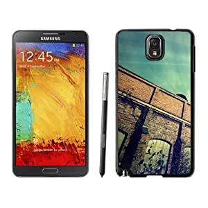 New Beautiful Custom Designed Cover Case For Samsung Galaxy Note 3 N900A N900V N900P N900T With Sunday City Phone Case