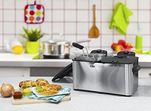 The 8 best deep fryers with 2 baskets