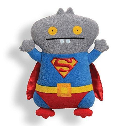 Gund Uglydoll Babo Superman Stuffed Animal from GUND