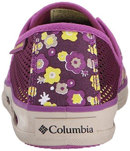 Columbia Womens Vulc N Vent Bombie Scarpe Casual Viola Dalia / Zor