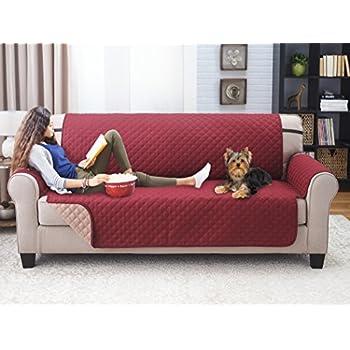 Amazon Com Innovative Textile Solutions Microfiber Sofa