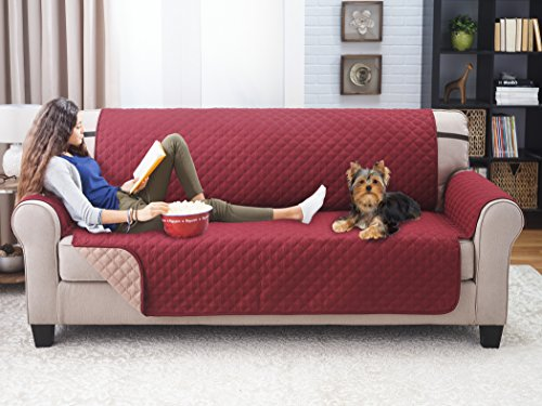 Price comparison product image Deluxe Reversible Sofa Furniture Protector