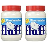 Fluff, Marshmallow Spread, 7.5-Ounce (2 pack, 15 oz total) by Fluff