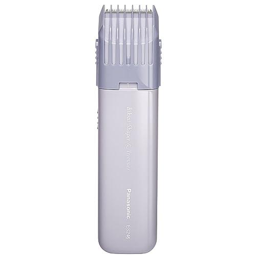 Panasonic ES246AC  : la tondeuse idéale pour les débutantes