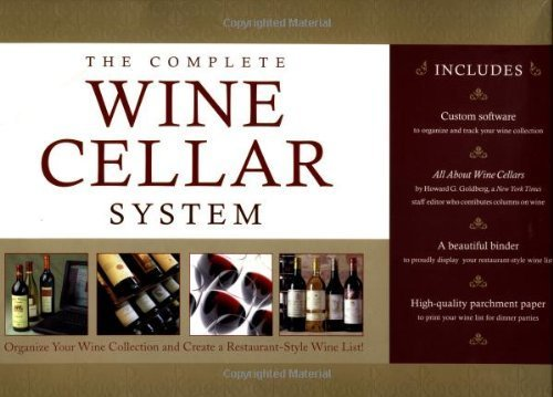 The Complete Wine Cellar System by Howard A. Goldberg (2003-10-02)