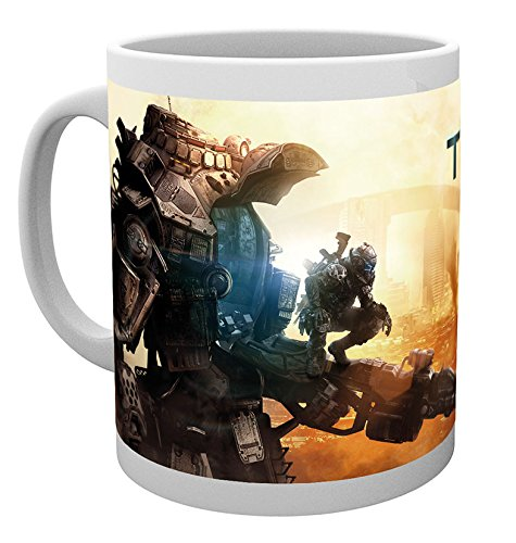 Price comparison product image Titanfall - Ceramic Coffee Mug / Cup (Game Cover)