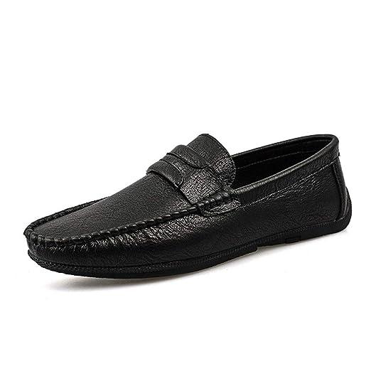 Xinke Ocio Conducción Clásico Cómodo Hombres Zapatos casuales ...