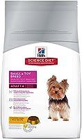 Hill's Science Diet, Alimento Seco para Perro adulto, raza pequeña, Sabor pollo y arroz, 7 kg