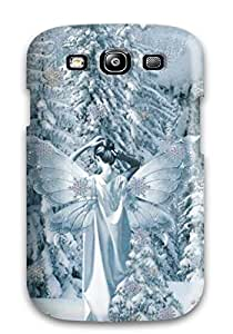 1020250K27500320 Hard Plastic Galaxy S3 Case Back Cover,hot Snow White Fairy Case At Perfect Diy