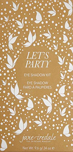 jane iredale Limited Edition Let s Party Eye Shadow Kit