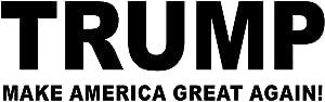 Trump Make America Great Again! Stamp | Political Self-Inking Stamp