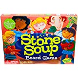 Peaceable Kingdom Stone Soup Cooperative Memory Board Game for Kids