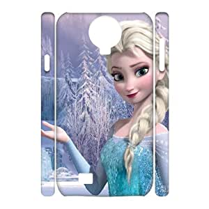 C-EUR Cell phone case Frozen Hard 3D Case For Samsung Galaxy S4 i9500