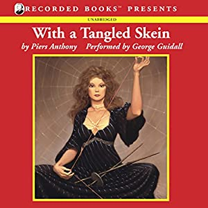 With a Tangled Skein Hörbuch